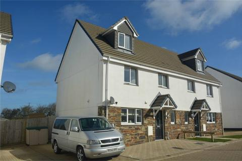 4 bedroom semi-detached house for sale - Willoughby Way, Connor Downs, HAYLE, Cornwall
