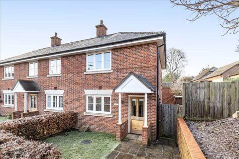 2 bedroom end of terrace house for sale - The Willows, Oakley