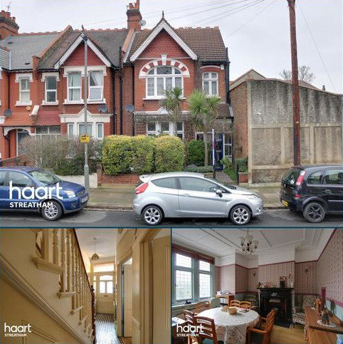 4 bedroom end of terrace house for sale - Penwortham Road, London