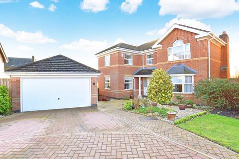 4 bedroom detached house for sale - Brinklow Way, Harrogate