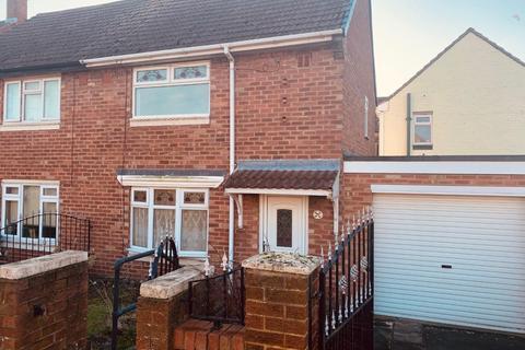 2 bedroom semi-detached house to rent - Clovelly Road, Sunderland, Sunderland