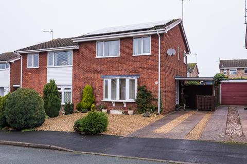 3 bedroom semi-detached house for sale - Briarsleigh, Wildwood, Stafford, ST17 4QP