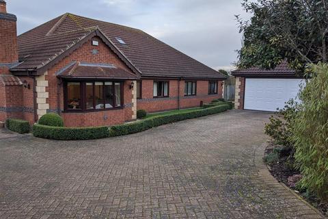 5 bedroom detached bungalow for sale - Church Street, Foston, Grantham