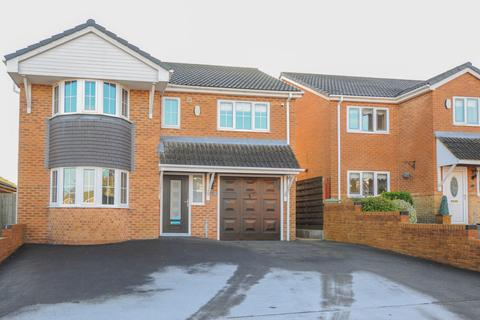 4 bedroom detached house for sale - Ash Grove, New Tupton, Chesterfield