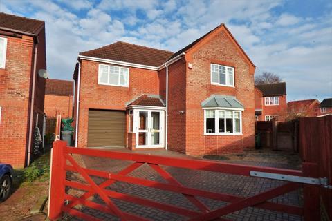 4 bedroom detached house for sale - Potters Croft, Swadlincote