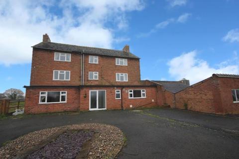 4 bedroom detached house to rent - Woodhouse Lane, Buerton, Audlem