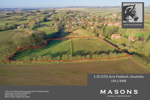 Land for sale - Horncastle Road, Goulceby, LN11 9WB