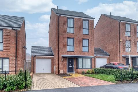 4 bedroom detached house for sale - Topland Grove, Northfield, Birmingham, B31 5JJ