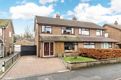 3 bedroom semi-detached house for sale - Cuerdon Drive, Thelwall, Warrington