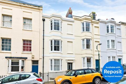 4 bedroom terraced house to rent - Lower Market Street, Hove, East Sussex, BN3