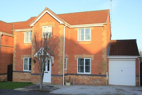 4 bedroom detached house for sale - 8, Sycamore Avenue, Creswell