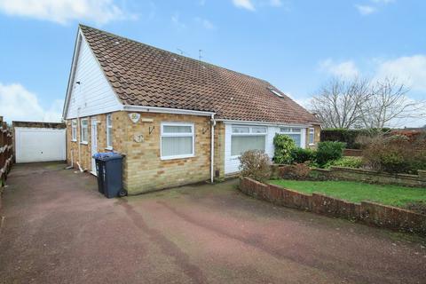 2 bedroom semi-detached bungalow for sale - Moorfoot Road, Salvington, Worthing BN13 2EY