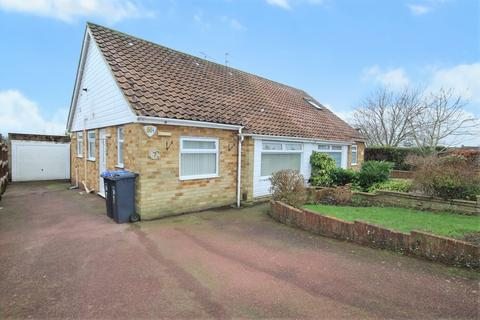 2 bedroom semi-detached bungalow for sale - Moorfoot Road, Salvington, Worthing BN13 2EY