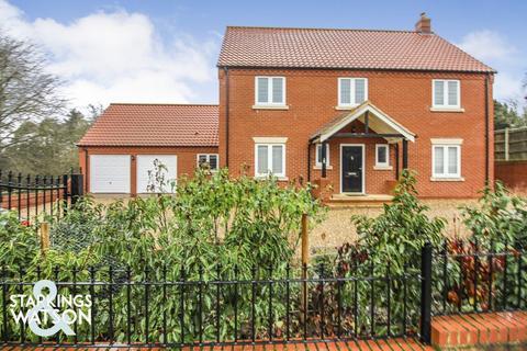 4 bedroom detached house for sale - Stanton Close, Dereham, Norwich