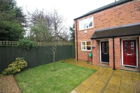 2 bedroom end of terrace house for sale - Wood Lane, Driffield