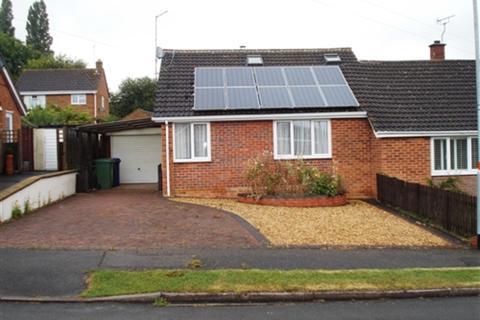 3 bedroom semi-detached bungalow to rent - Westminster Crescent, Brackley, Northamptonshire