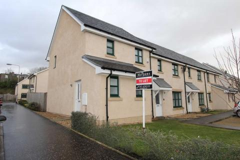 2 bedroom end of terrace house to rent - 32 Lady Campbells Court, Dunfermline