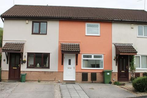 2 bedroom terraced house for sale - The Hollies, Brynsadler, Pontyclun, CF72 9BB