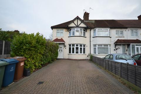 3 bedroom end of terrace house for sale - Adderley Road, Harrow