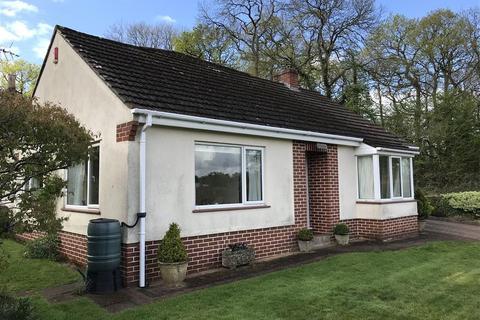 2 bedroom detached bungalow to rent - Underhill Lane, Midsomer Norton, Radstock, Somerset, BA3