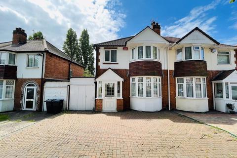 3 bedroom semi-detached house for sale - Warren Hill Road, Kingstanding, Birmingham B44 8ET