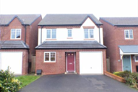 3 bedroom detached house for sale - Langley Mill Close, Sutton Coldfield
