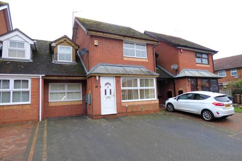 3 bedroom link detached house to rent - Balmore Wood, Luton, Beds, LU3 4EP