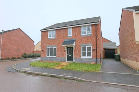 4 bedroom detached house for sale - Burchell Avenue, Stone, ST15