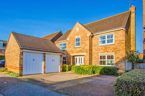 4 bedroom detached house for sale - Treefields, Buckingham
