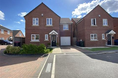 4 bedroom detached house for sale - Eden View, Swallownest, Sheffield, S26 4WN