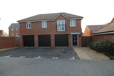 2 bedroom maisonette to rent - William Heelas Way, Wokingham, Berkshire
