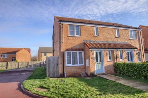 3 bedroom semi-detached house for sale - Apethorpe Court, Ingleby Barwick
