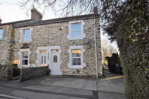 2 bedroom end of terrace house for sale - Burlington Road, Midsomer Norton
