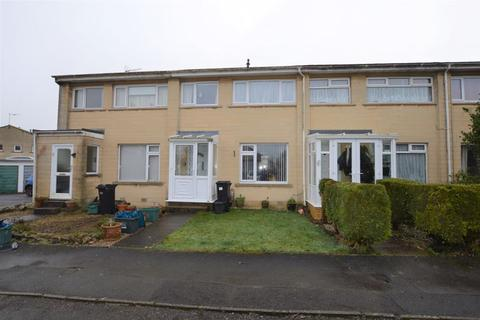 3 bedroom terraced house for sale - Bloomfield Close, Timsbury