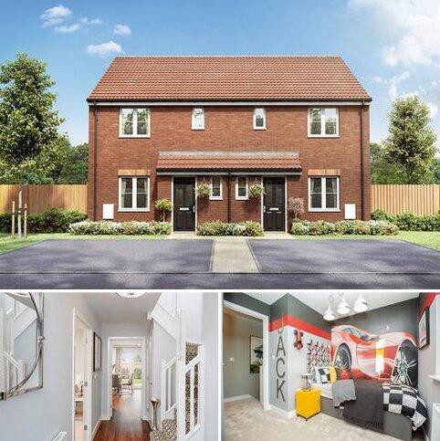 3 bedroom semi-detached house for sale - Plot 162, The Emmett at Treswell Gardens, Tiln Lane, Retford, Nottinghamshire DN22