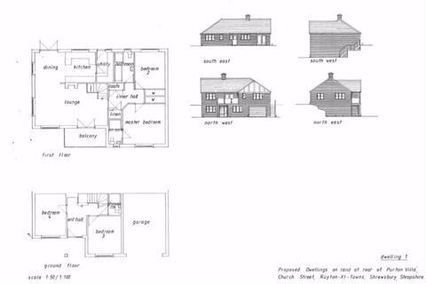 Land for sale - Church Street, Ruyton X1 Towns, Shrewsbury, Shropshire