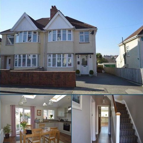 3 bedroom semi-detached house for sale - Raglan Road, Sketty, Swansea