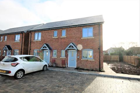 2 bedroom semi-detached house for sale - Oaklands Holt, Weobley, HR4