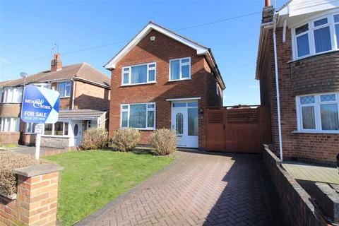 3 bedroom detached house for sale - Kingsway North, Braunstone Town