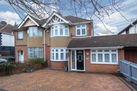 3 bedroom semi-detached house for sale - Somerset Avenue, Luton, Bedfordshire