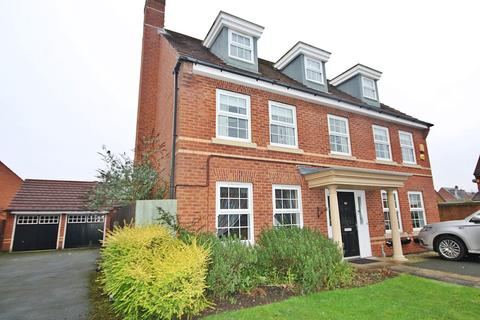 5 bedroom detached house to rent - Olympia Place, Great Sankey, Warrington, WA5