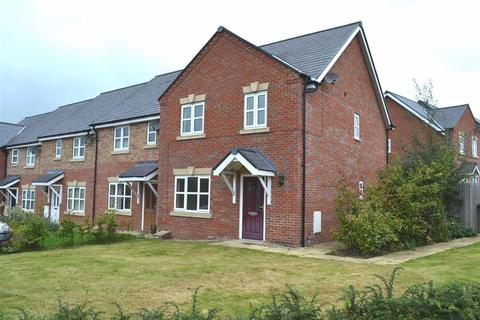 3 bedroom terraced house to rent - 9, Meadow View, Brimmon Road, Newtown, Powys, SY16