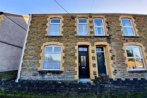 3 bedroom semi-detached house for sale - Belgrave Road, Loughor, Swansea