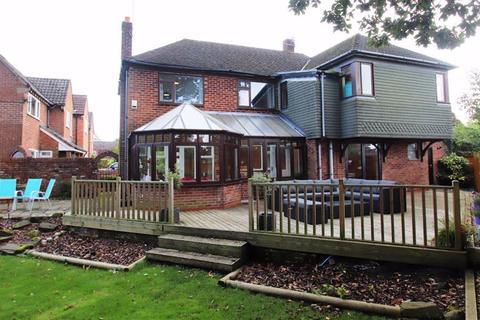 4 bedroom detached house for sale - Eden Close, Wilmslow