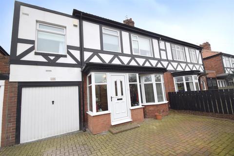 4 bedroom semi-detached house for sale - Beverley Road, Monkseaton