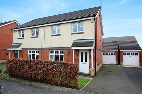3 bedroom semi-detached house for sale - Littondale, Elloughton, Brough