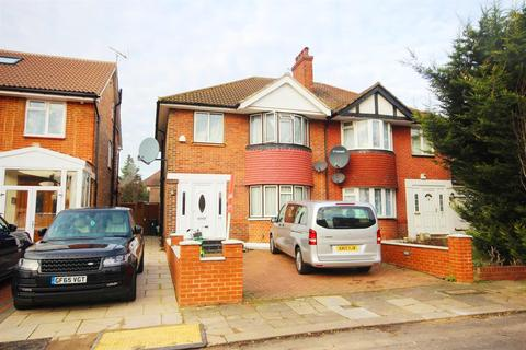 4 bedroom semi-detached house for sale - Vyner Road, Acton, W3 7LZ