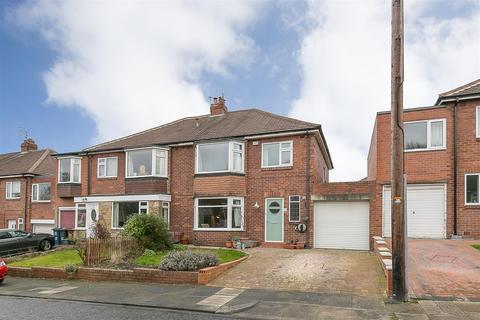3 bedroom semi-detached house for sale - Broxholm Road, Heaton, Newcastle upon Tyne
