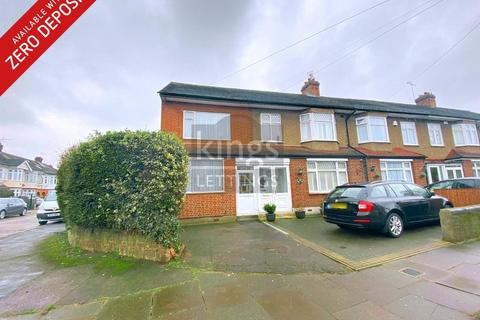 2 bedroom end of terrace house to rent - Willow Road, Enfield
