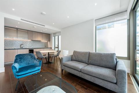 2 bedroom flat to rent - Radley House, Prince of Wales Drive, Battersea, SW11